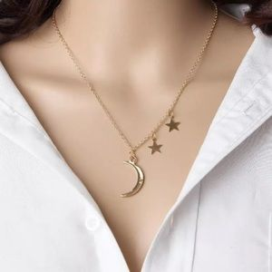 4 for $25 Moon Necklace